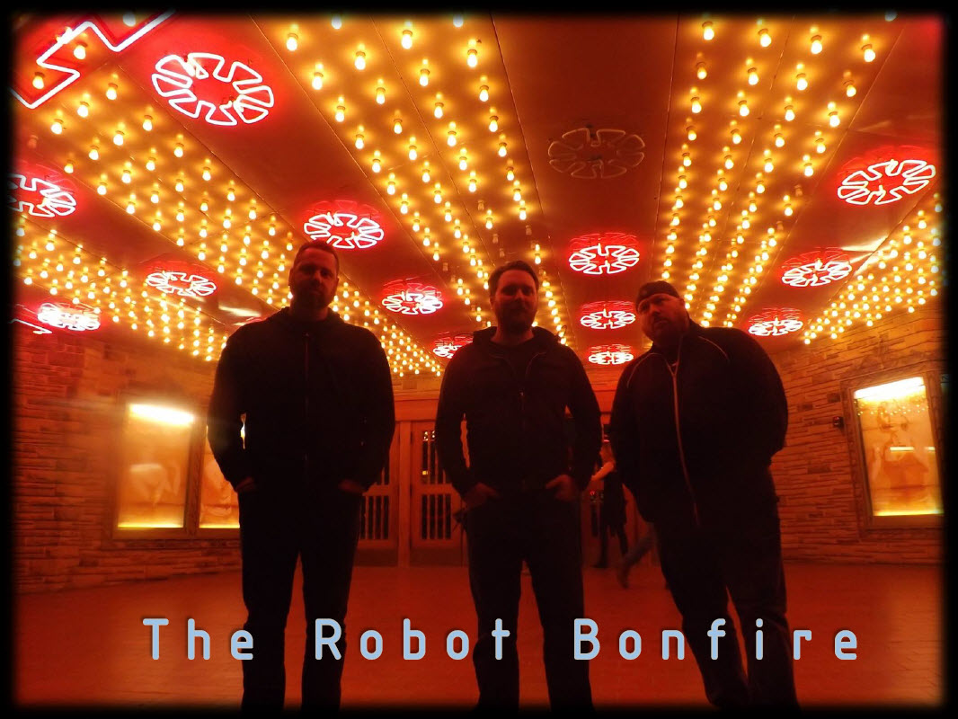 The band - The Robot Bonfire